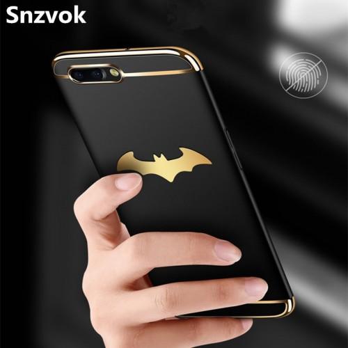 Snzvok 3D Batman 3 in 1 Hard PC Case for OPPO