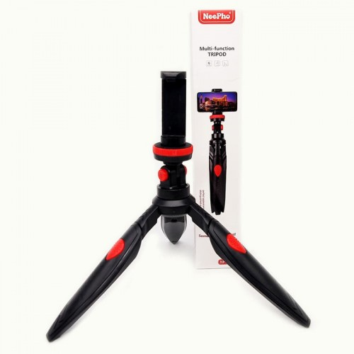 NeePho NP-888 Extendable Mobile Phone Camera Tripod With Holder