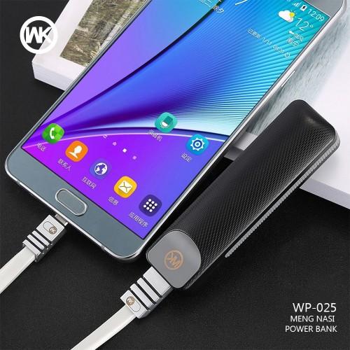 WKDESIGN Mini Power Bank Portable Charger Mi Powerbank Solar External Battery Pack for iPhone X Xiaomi