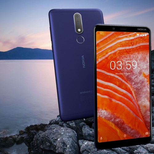 Nokia 3.1 Plus 3GB RAM 32GB ROM Smartphone 6 Inches Screen Android 8