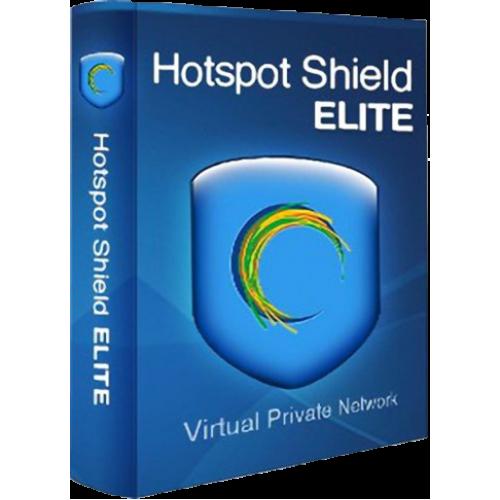 Hotspot Shield Elite One Year Membership