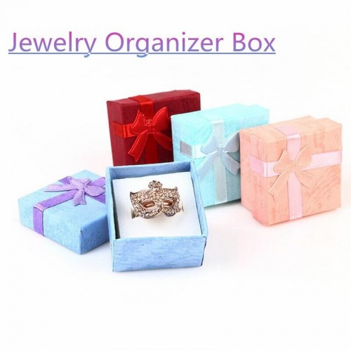 New 1PC 4 4cm High Quality Jewelry Organizer Box Rings Storage Box Small Box.jfif
