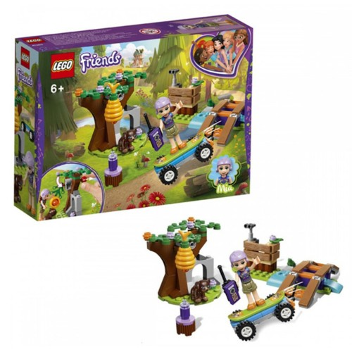 150Pcs LEPIN 01082 Girls Club Mia's Adventures In The Woods Analogue Of LEGO Friends