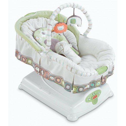 Primi Baby Smoothing Motion Glider Baby Care 2 Gliding Speeds
