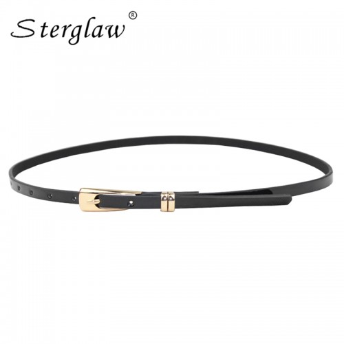Metal Buckle Slimming Leather Belts for women hot casual Waistband female belt cintos para as