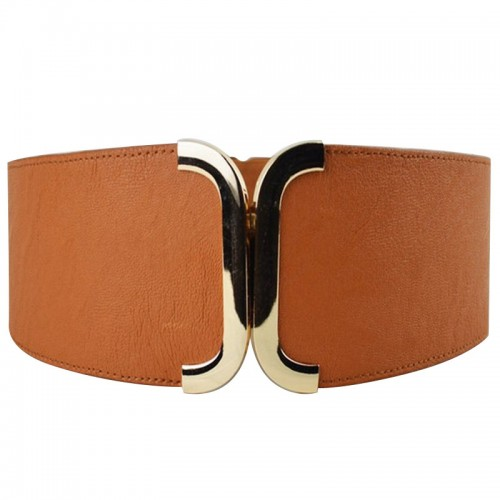 new women brief belt female wide belt decoration elastic fashion cummerbund strap all match lady
