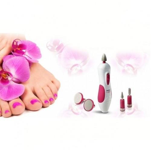 Paiter PLS-070 Manicure Pedicure Set White