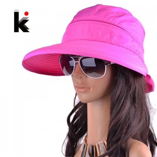 summer hats for women chapeu feminino new fashion visors cap sun anti uv