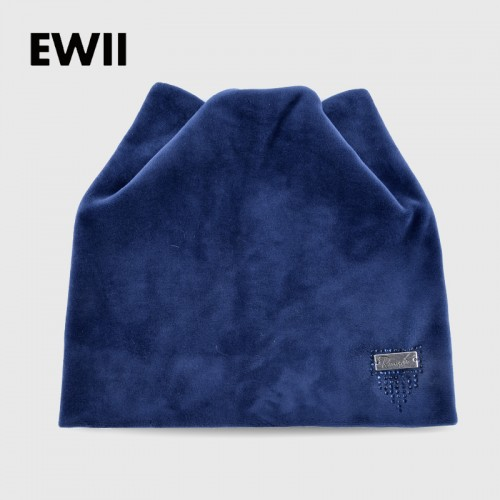 Winter hats for woman beanies flannel orecchiette cute hat girl autumn beanie caps warmer bonnet