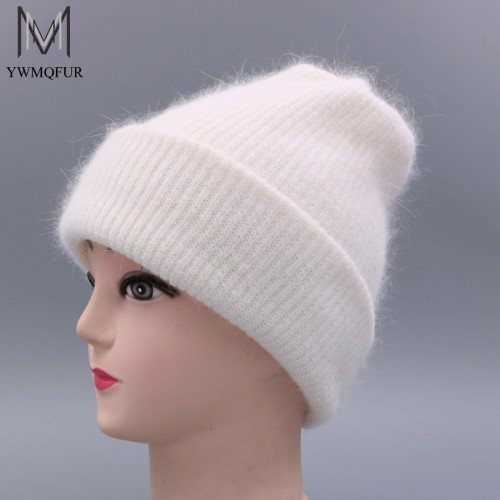 YWMQFUR Women hat for autumn winter knitted wool beanies fashion hats new arrival casual caps