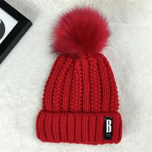 women hat the hundreds Brand New High Quality women winter mink The Ball ski rabbit
