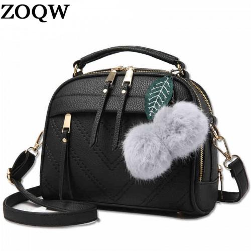 women messenger bags new spring summer shoulder bag women s leather handbags Bag ladies