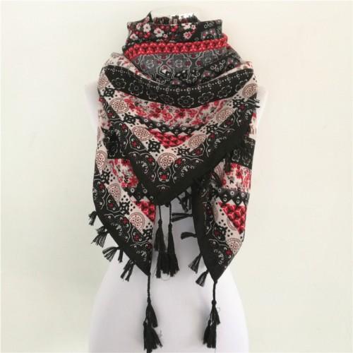 Hot sale bandana new fashion woman Scarf square scarves Printed Women Wraps Winter autumn ladies shawl