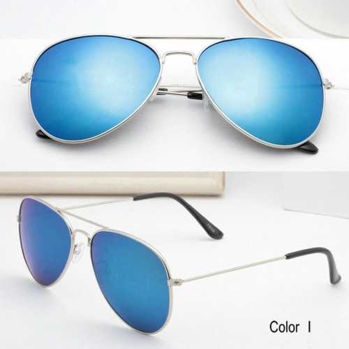 Alloy Frame Anti Reflective Women Glasses (3)