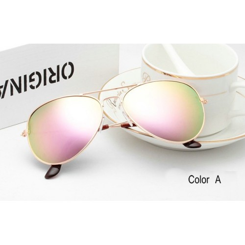 Alloy Frame Anti Reflective Women Glasses (4)
