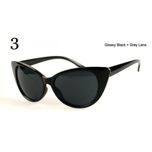 Women UV400 Gradient Lens Sunglasses (2)