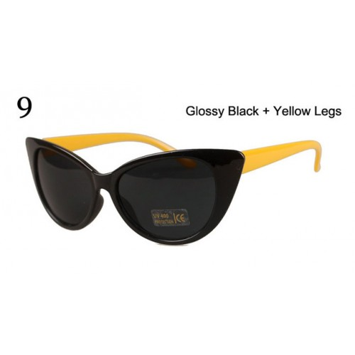 Women UV400 Gradient Lens Sunglasses (3)