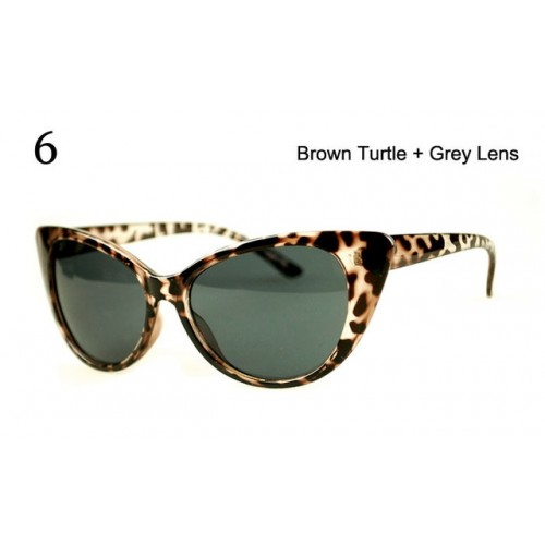 Women UV400 Gradient Lens Sunglasses (5)