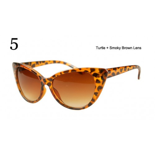 Women UV400 Gradient Lens Sunglasses (9)