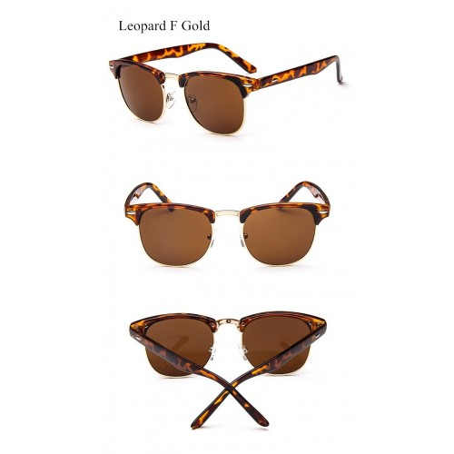 Women Mirror Vintage Points Sun Glasses  (3)