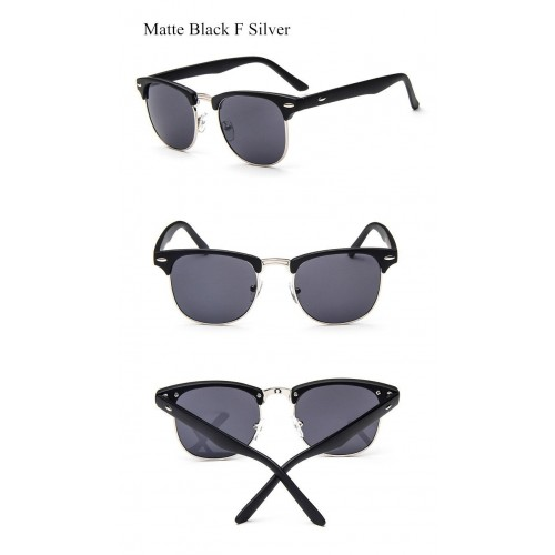 Women Mirror Vintage Points Sun Glasses  (4)