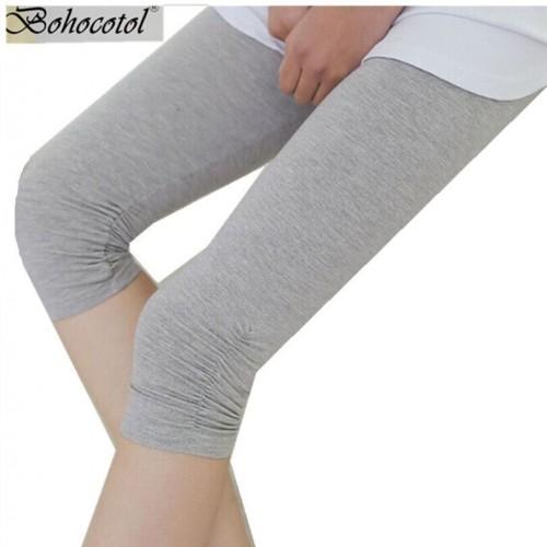 Women s fitness Modal Cotton pants girl leggins plus size elastic gothic women leggings pants