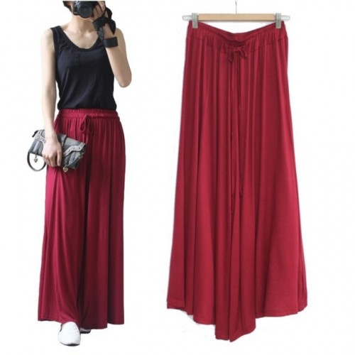 wide leg pants Loose casual pant women skirt pants baggy pant women womens trousers elegant