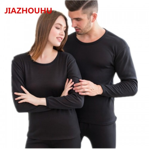 Winter Velvet Thick Lover Thermal Underwear Warm Suit Layered Clothing Pajamas Thermos Long Johns For Women