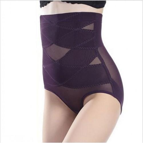 Women High Waist Panties Munafie Female Shaping Briefs Control Body Slimming Belly In Briefs Ladies