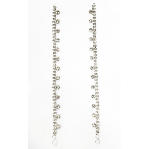 Fashion Womens Silver Anklet Foot Chain Jewelery High Quality Unique Design