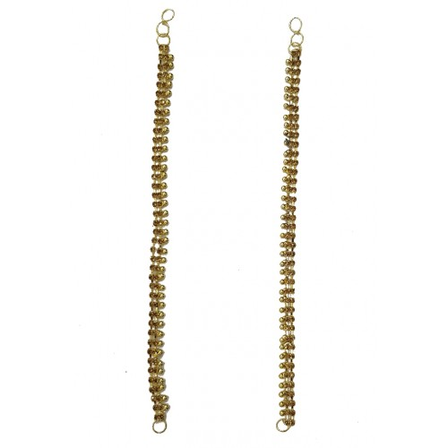 Fashion Womens Golden Anklet Foot Chain Jewelery High Quality Unique Design