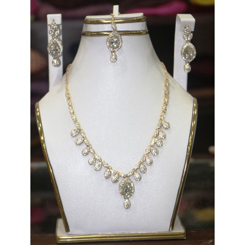 Trendy traditional jewelry set 32