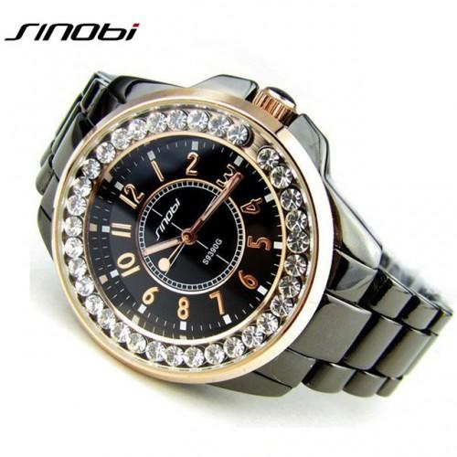 Bling Rhinestone SINOBI Luxury steel Quartz Watch Women Clock female Ladies Dress Wristwatch Gift Silver Gold.jpg 640x640