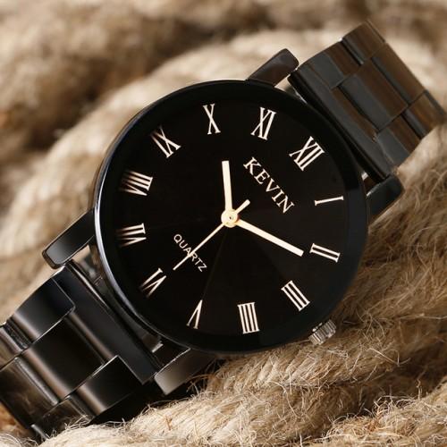 KEVIN New Arrival Fashion Black Quartz Watch Women High Quality Wrist Watches Men Gift Hour Relogio.jpg 640x640