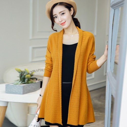 Women sweater and cardigans 100 cashmere Clothes new Open Stitch sweaters Hot Sale shirts Pure