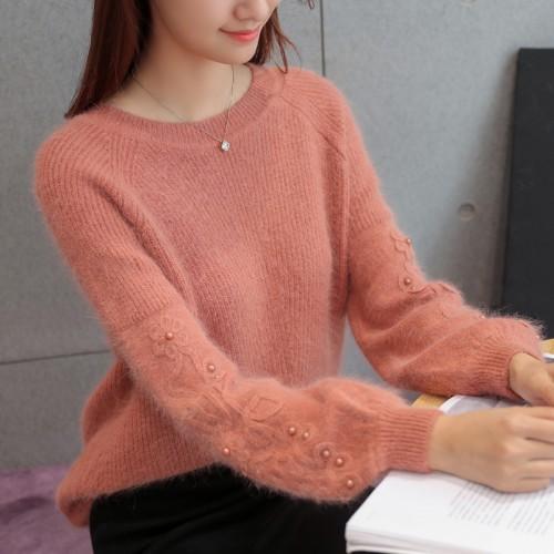 6507 new loose new wool sleeves hook flower nail bead 66