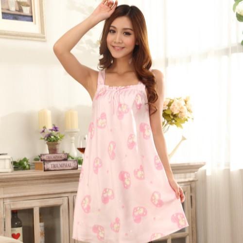 Women Lovely Rayon Luxury Robes Nightwear