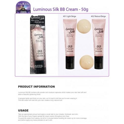 HOLIKA Luminous Silk BB Cream 50 ml