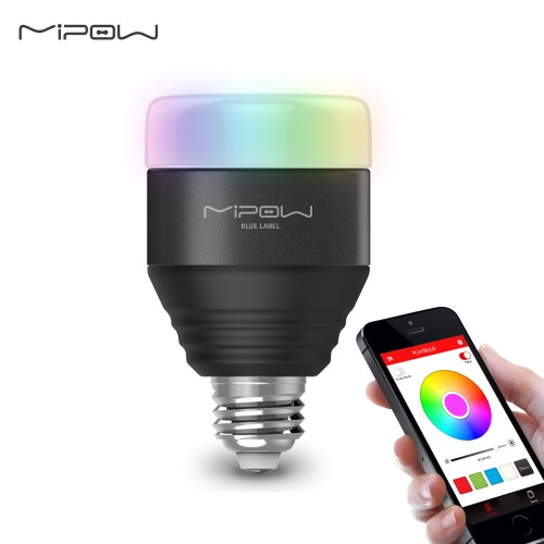 Smartphone Group Controlled Dimmable Color Changing