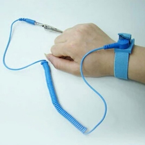 Wrist Strap alligator clip Anti Static Discharge