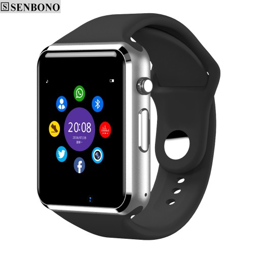 WristWatch Bluetooth Smart Watch Sport Pedometer