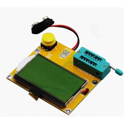 Digital Transistor Tester Meter