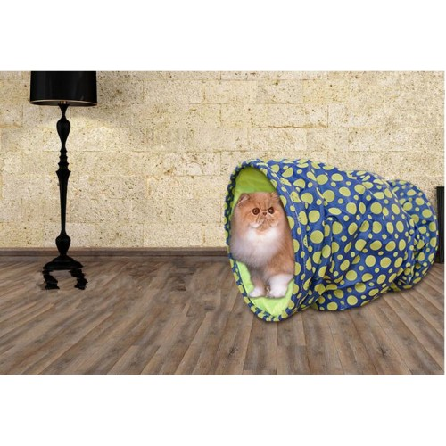 Cat Tunnel Comfortable Fabrics