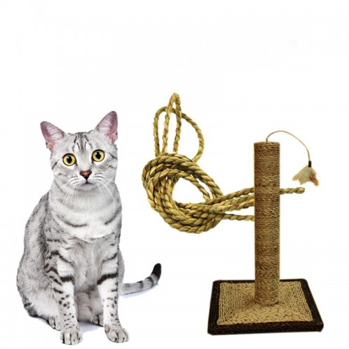 Rope climbing frame Scratching cat toy 5mm